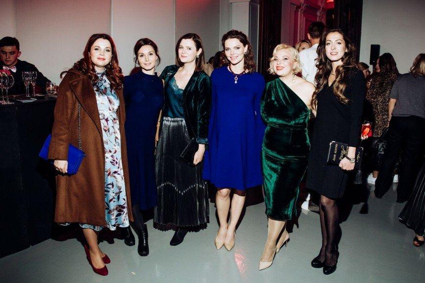 Боярская, Вуличенко, Захарова, Толкалина оценили новую ювелирную коллекцию