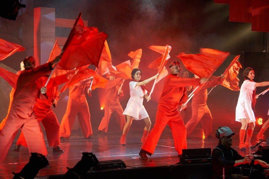 Москва отпраздновала 125-летие Владимира Маяковского