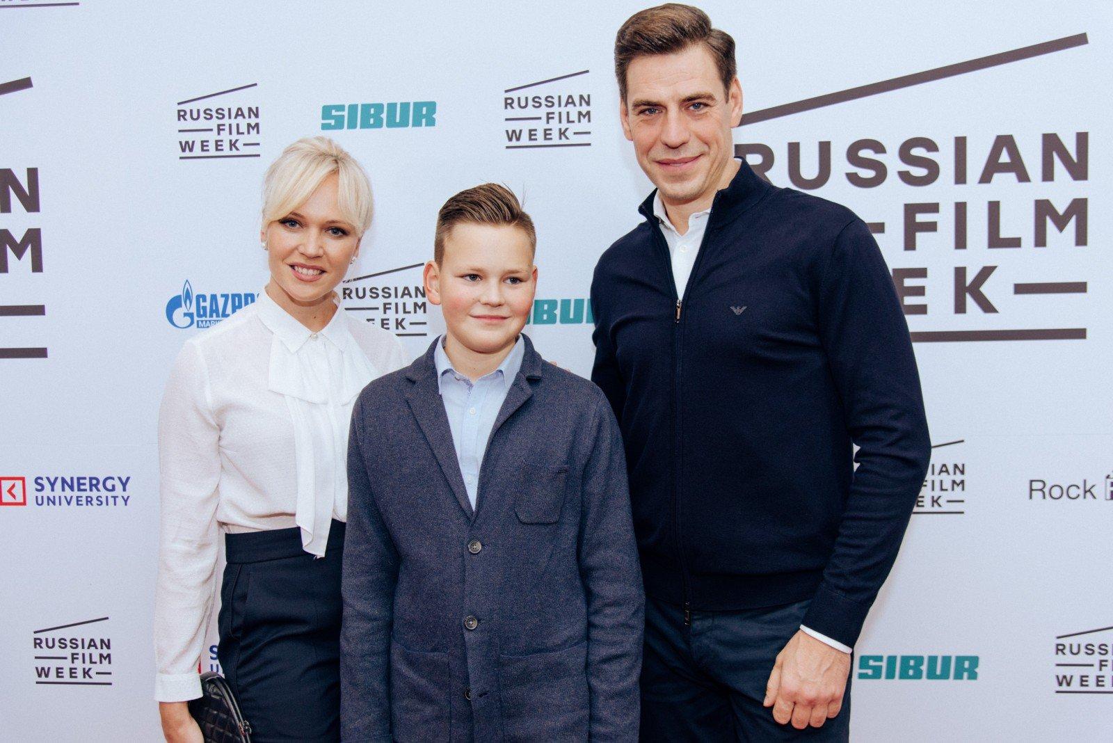 Мария Миронова, Клим Шипенко и Филип Перкон открыли Russian Film week в Лондоне
