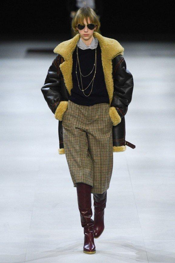 А подите  вы в бухгалтерию: что предлагает нам носить Celine будущей осенью