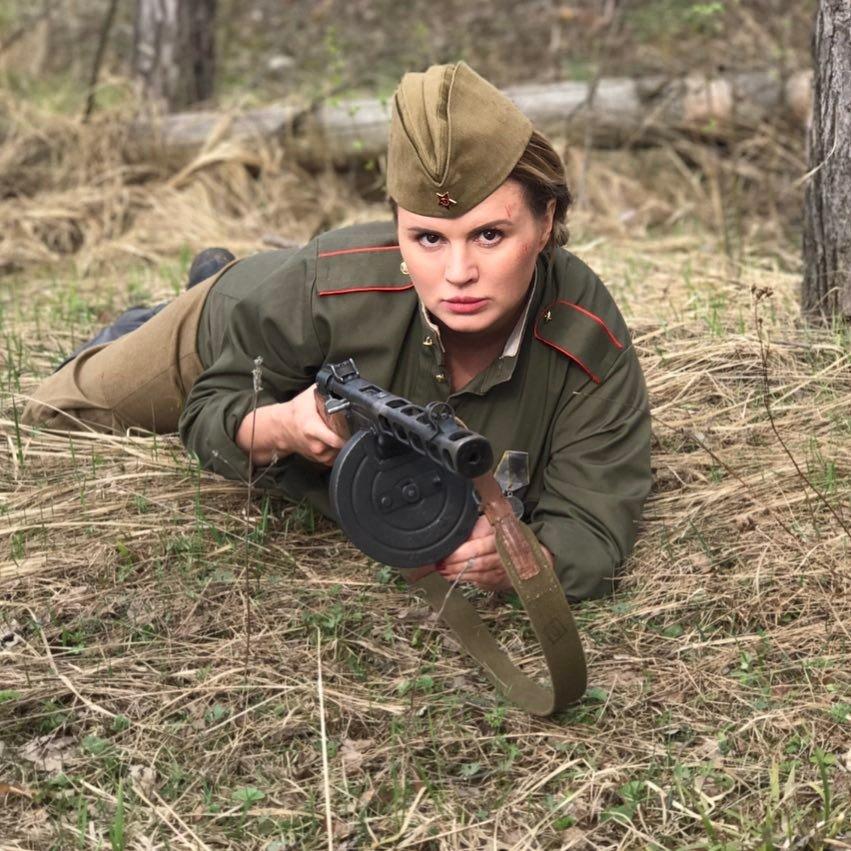 фотосессии в военной форме великой отечественной корстон реальные отзывы