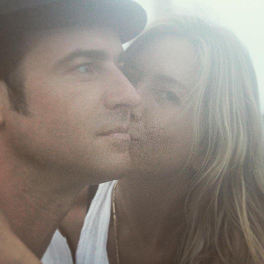 Супруг Дженнифер Энистон опубликовал редкое фото с актрисой