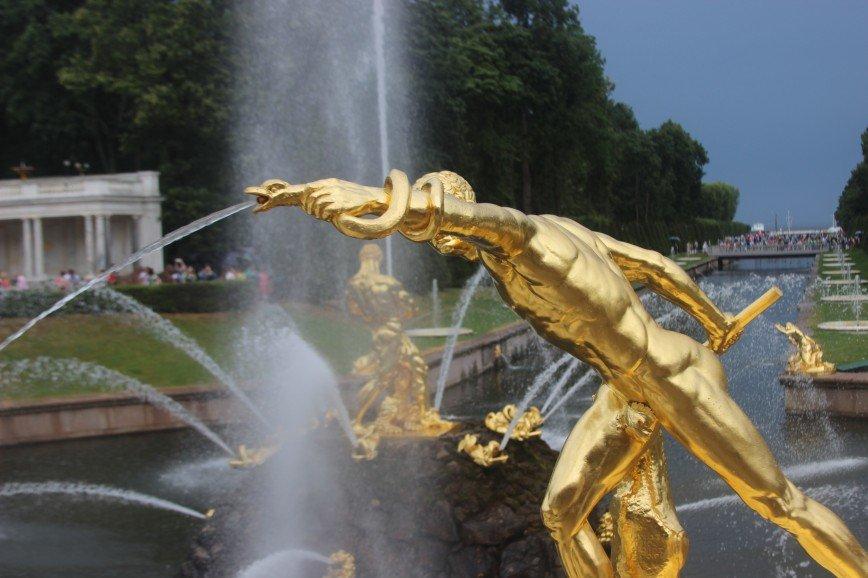 Автор: dmitry64, Фотозал: Туристические зарисовки, Вместо яда - вода