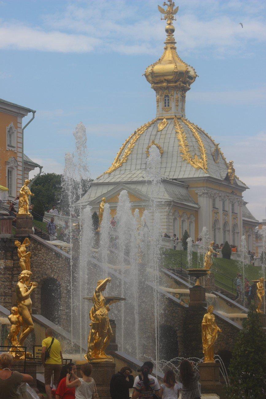 Автор: dmitry64, Фотозал: Туристические зарисовки, Екатерининский дворец