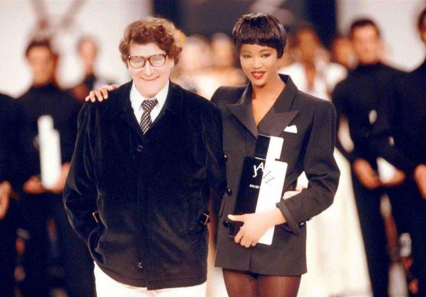 Наоми Кэмпбелл напомнила всем об ужасной моде 80-х