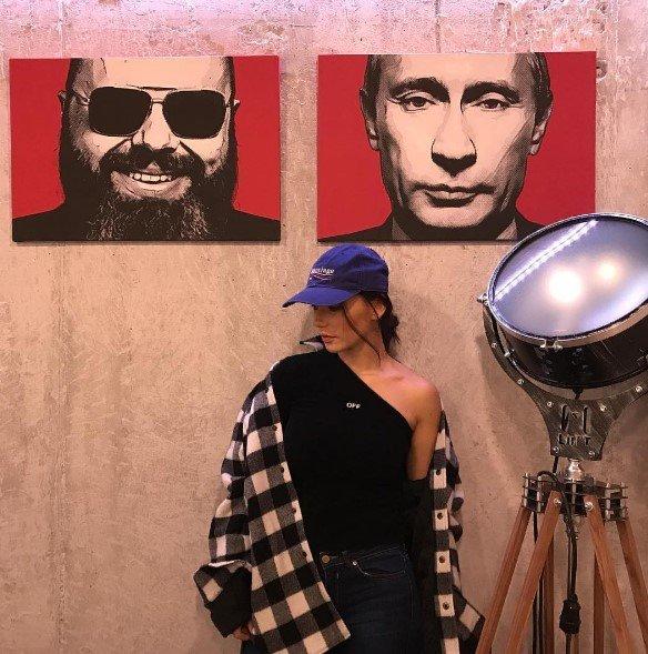 Ольга Серябкина экспериментирует с имиджем