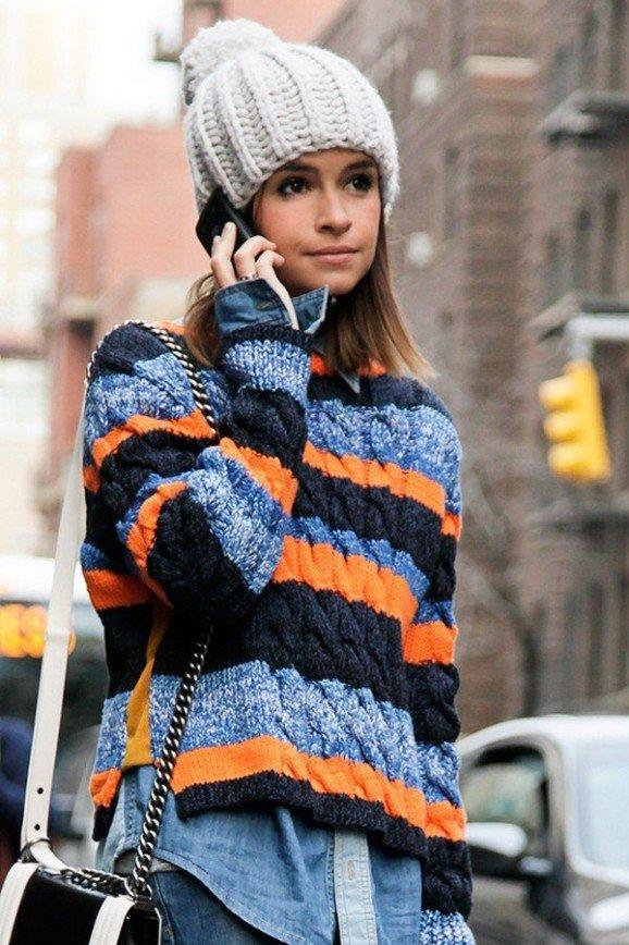 Шапочный разбор: самые стильные шапки приближающейся зимы