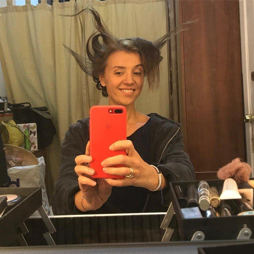 Ксения Алферова мечтает о Большом шлеме
