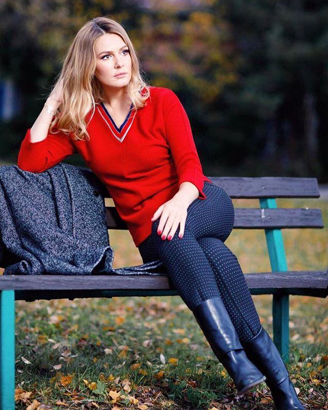 «Моя натура сопротивляется»: Мария Кожевникова учится спокойствию у мужа