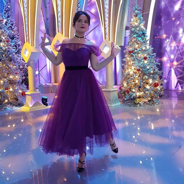 «Такая вся волшебная»: платье Натальи Медведевой собрало восторженные отклики