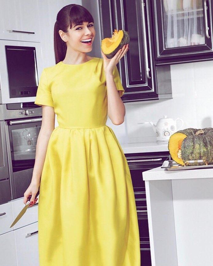 Ирена Понарошку долгие годы готовит из тыквы одно и то же блюдо