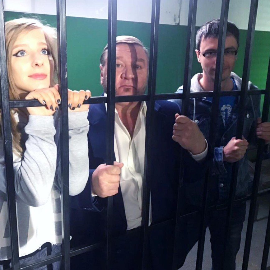 «Камерные съемки»: Лиза Арзамасова оказалась за решеткой