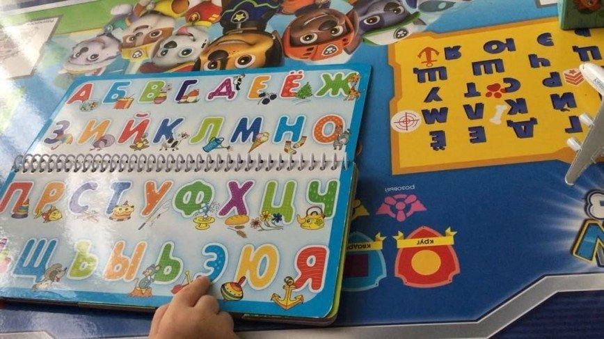 Сергей Лазарев похвалился успехами трехлетнего сына