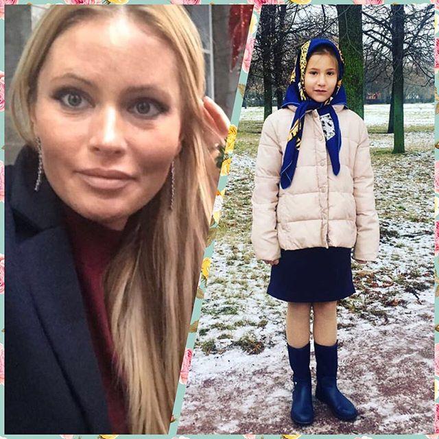 Дана Борисова вызвала негодование публикацией про дочку, церковь и маникюр