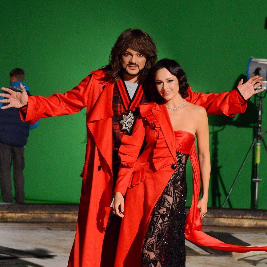 «Д'Артаньян и Миледи»: Филипп Киркоров показал кадры со съемок нового клипа