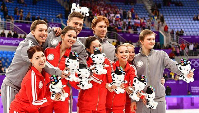 «То самое серебро, которое дороже золота»: Татьяна Навка поздравила фигуристов с медалями