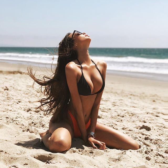 Анастасия Решетова показала «несексуальное» фото