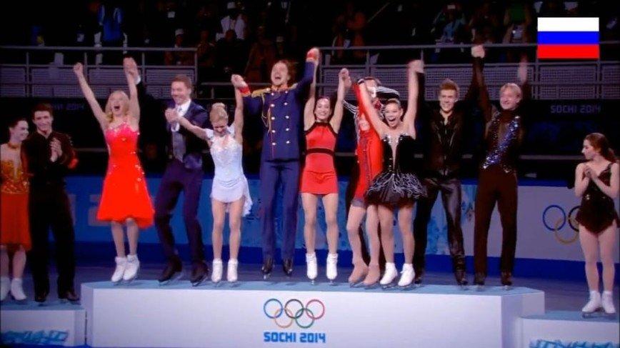 «Ничто не сломит нас»: Максим Фадеев поддержал олимпийцев