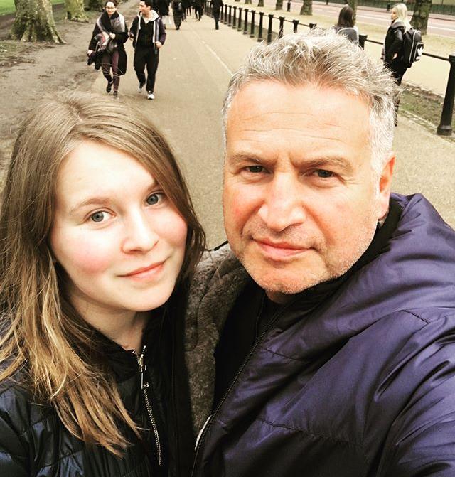 «Ты научила меня быть взрослым»: Леонид Агутин поздравил дочку с днем рождения