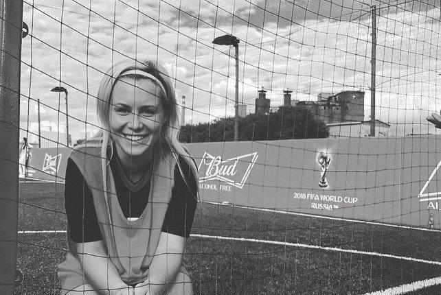 Сергей Жуков похвастался успехами женской футбольной команды «Руки Вверх»