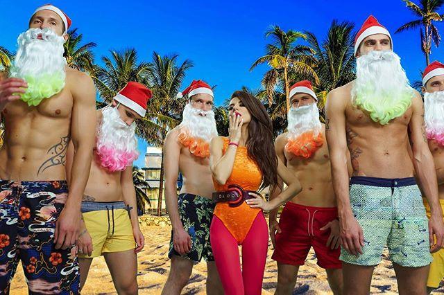 «Очень странный вид у «Дедов Морозов»: Анна Плетнева сняла новогодний клип