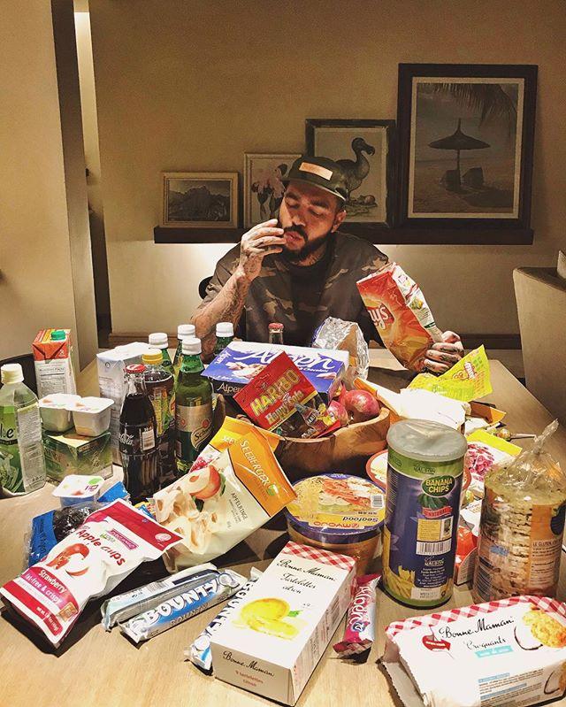 «Мне хорошо»: Тимати заявил, что ему плевать на диеты