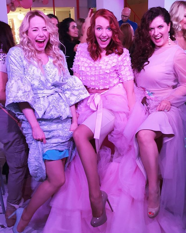 «Повеселились от души»: Боб, Бербер и Денисова приняли участие в модном показе