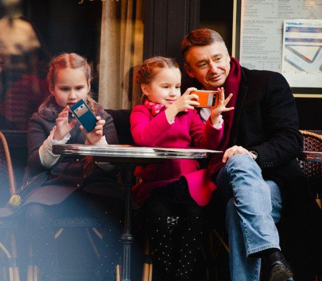 Наследие Табакова: две жены и четыре ребенка