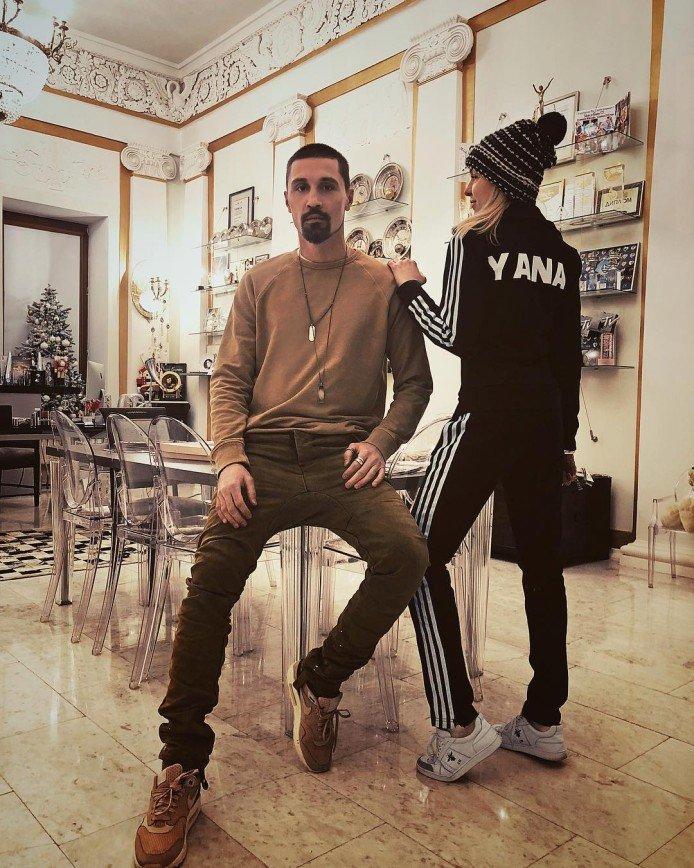 Дима Билан рассказал, что его связывает с Яной Рудковской