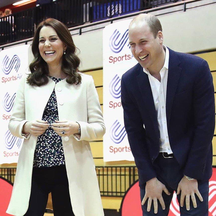 «Оговорился?»: принц Уильям сболтнул лишнее о поле будущего ребенка