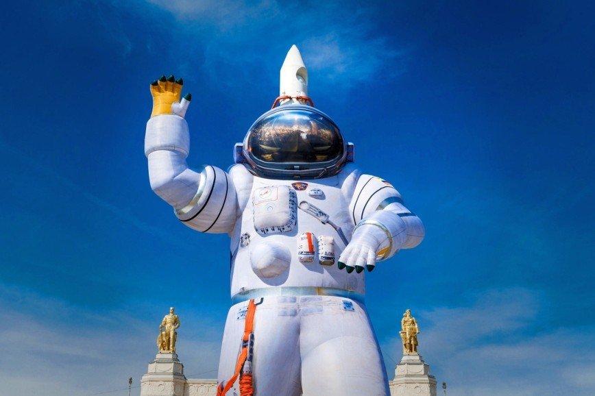 «Завидую москвичам»: на ВДНХ открылся крупнейший космический музейный комплекс
