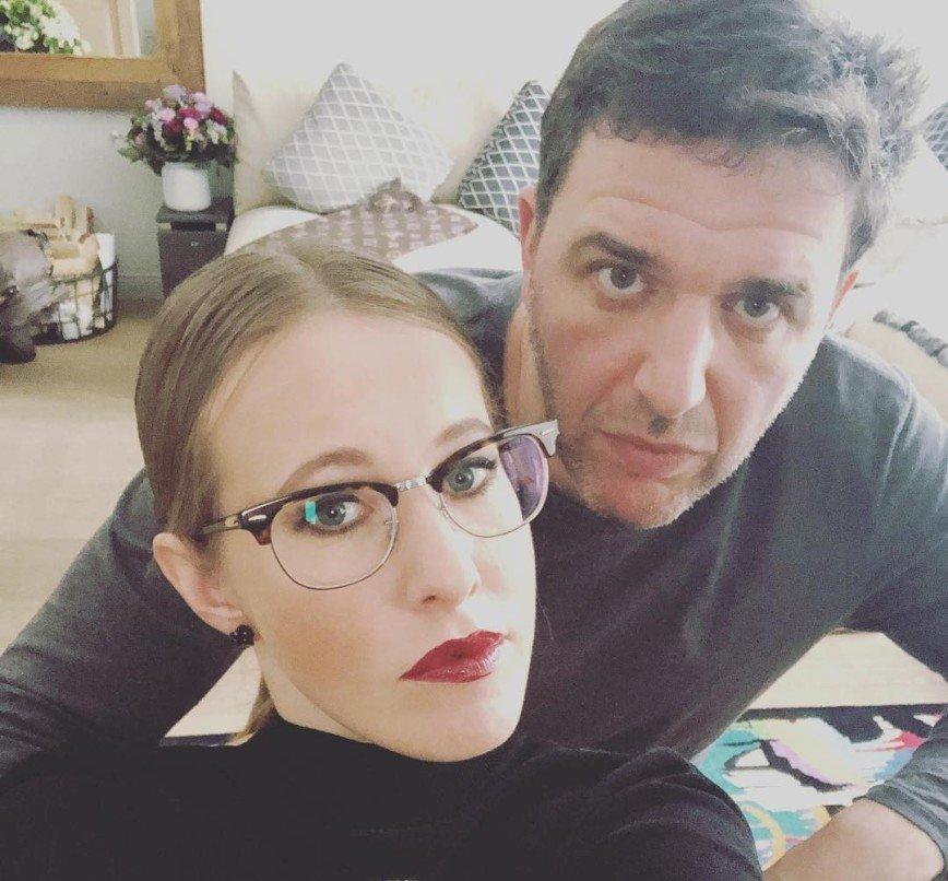 «За треники и полюбил»: Ксения Собчак рассказала, как понравилась будущему мужу