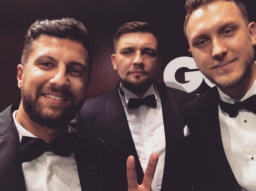Баста - Человек и музыкант года-2017 по версии GQ