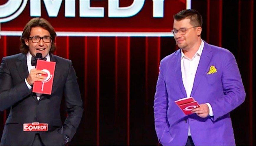 Андрея Малахова пригласили выступить в Comedy Club