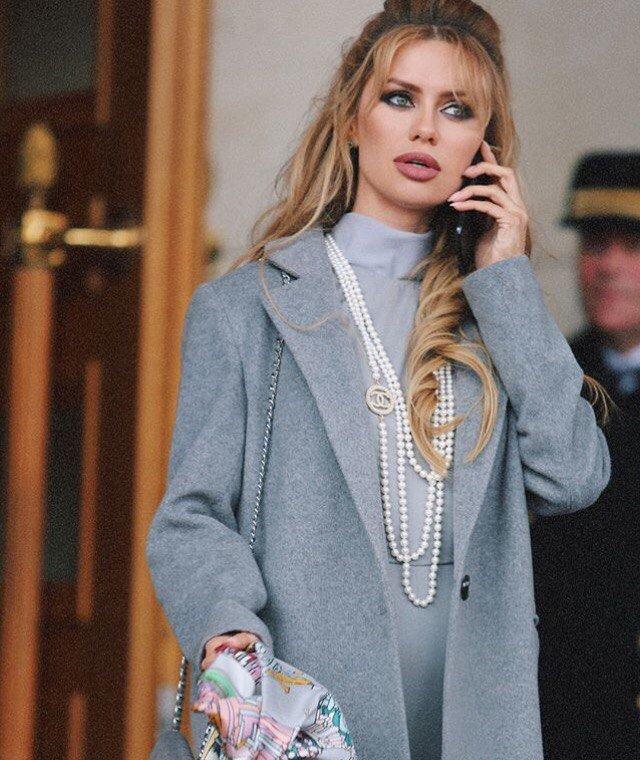 Викторию Боню раскритиковали за полноту и немытые волосы