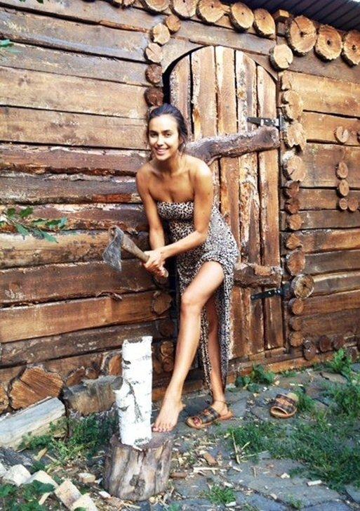 Ирина Шейк: от провинциальной школьницы до звезды мировых подиумов