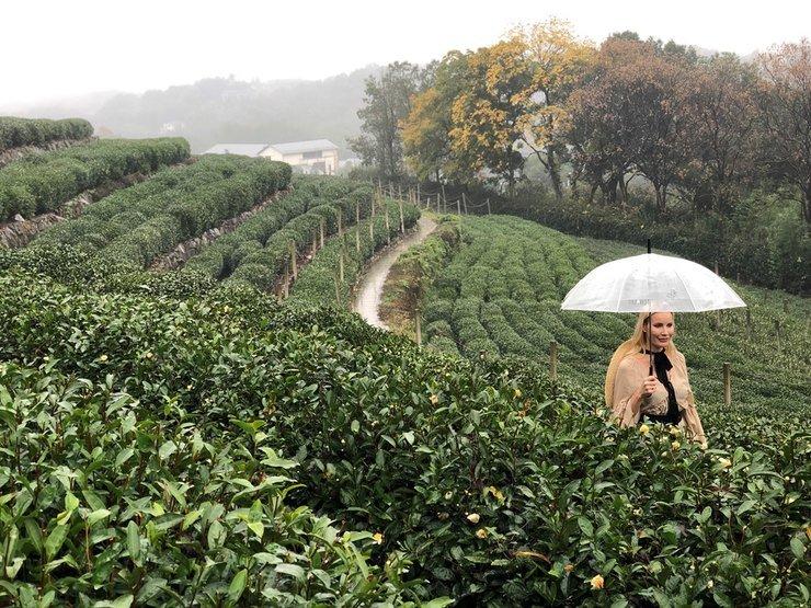 Елена Летучая отметила 40-летний юбилей в Шанхае