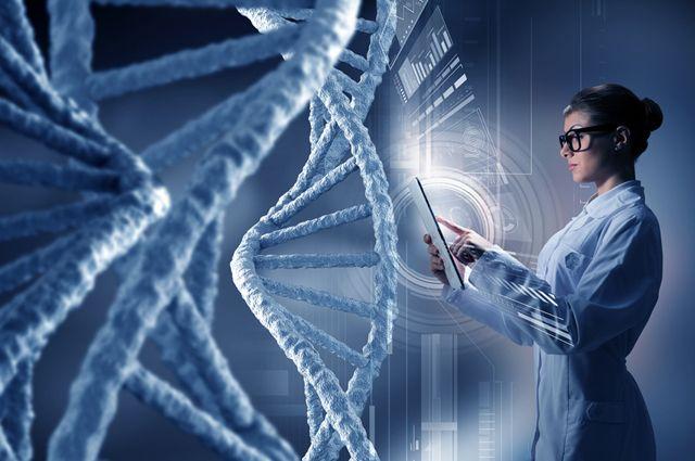 Брэд Питт на заказ: как генетики смогут программировать внешность ребенка еще в утробе матери