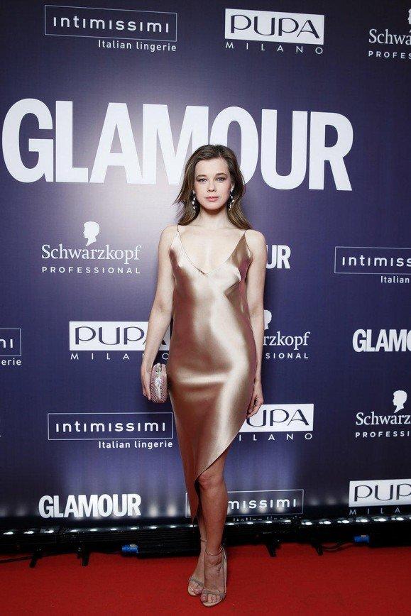 Екатерина Шпица появилась на светском вечере без белья