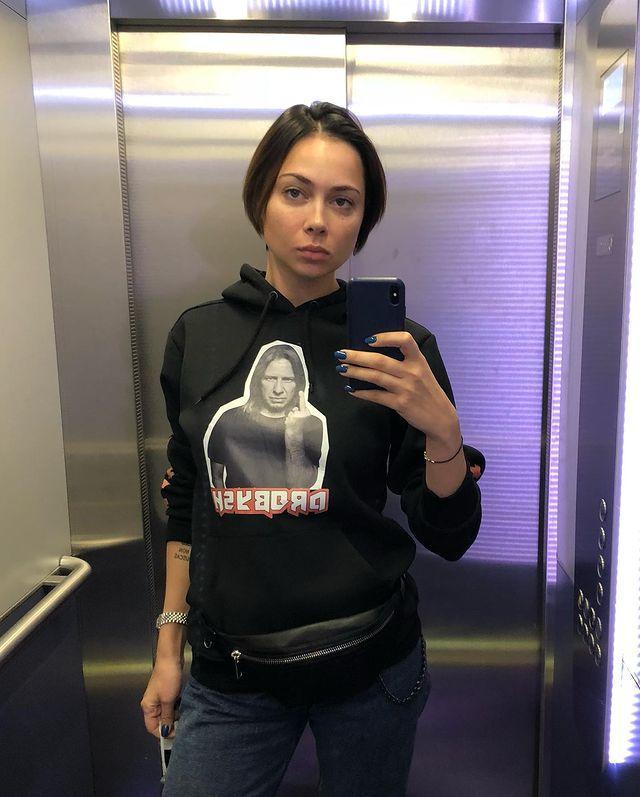 Настасья Самбурская впервые рассказала о судебной тяжбе с Виктором Дробышем