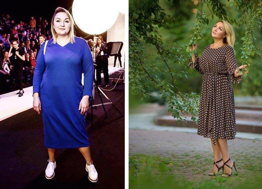 Надежда Ангарская рассказала, как похудела на 30 килограммов