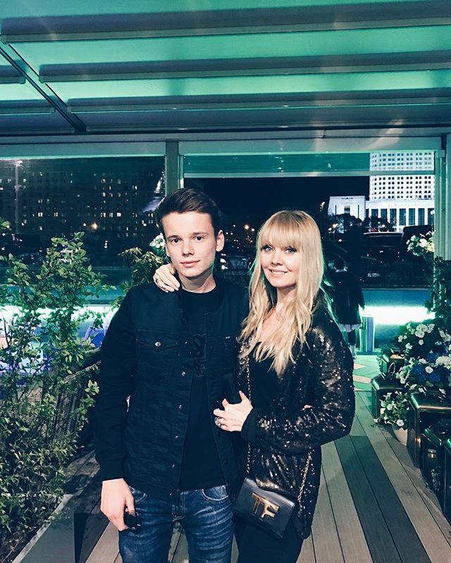 Младший сын Валерии планирует выпустить дебютный альбом