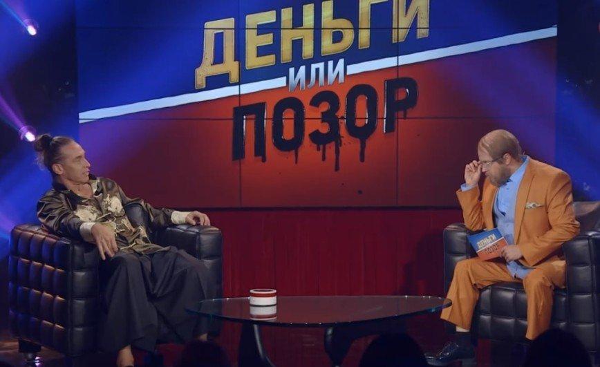 Сергей Глушко рассказал про свой первый сексуальный опыт в 15 лет