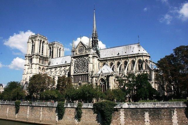 Сердце Франции: 5 фактов о Соборе Парижской Богоматери