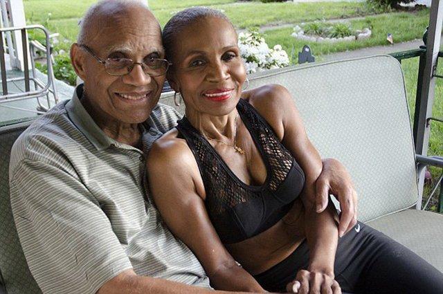 82-летняя бодибилдерша Эрнестина Шеперд: женщина, с которой стоит взять пример