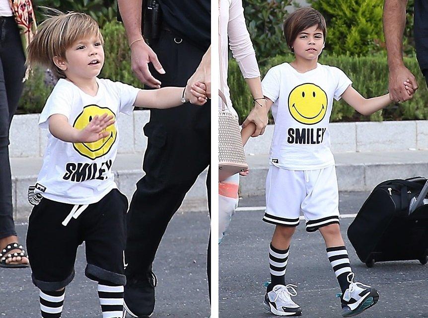 «Такие разные»: сыновей Шакиры и Жерара Пике сравнивают между собой