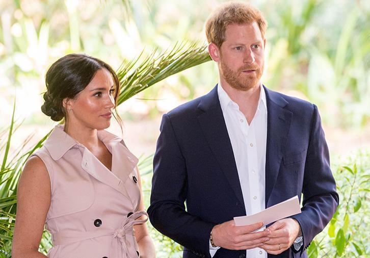 Брак под вопросом? Меган Маркл и принц Гарри посещают семейного психолога