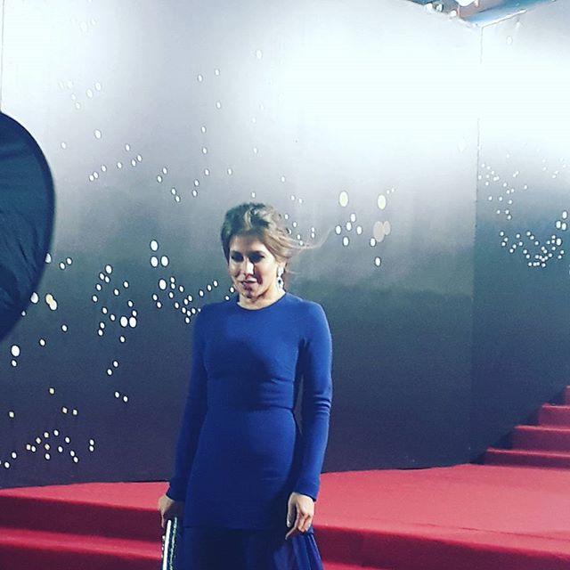 «Аршавин локти кусает»: Юлия Барановская блистает на премии «ТЭФИ»