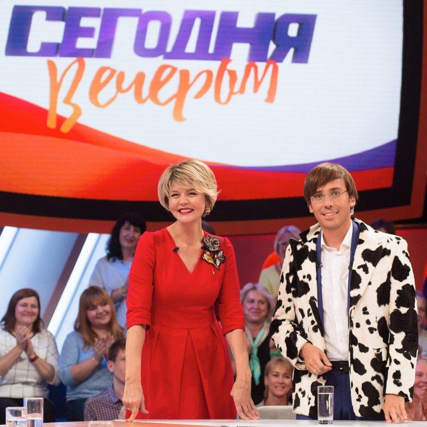 «Ты сделал это шоу»: Юлия Меньшова выгнала Богдана Титомира из студии