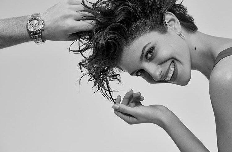 «Просто проспорила»: Анна Чиповская примерила образ милой кошечки